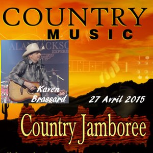 Country Jamboree (Spid) - 27 Avril 2015 - Interview Kaven Brassard