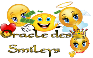 logo oracle des smileys
