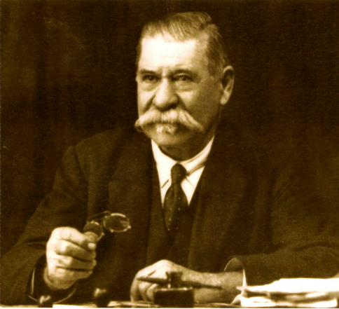 Alphonse Bouvier fondateur de l'arsab